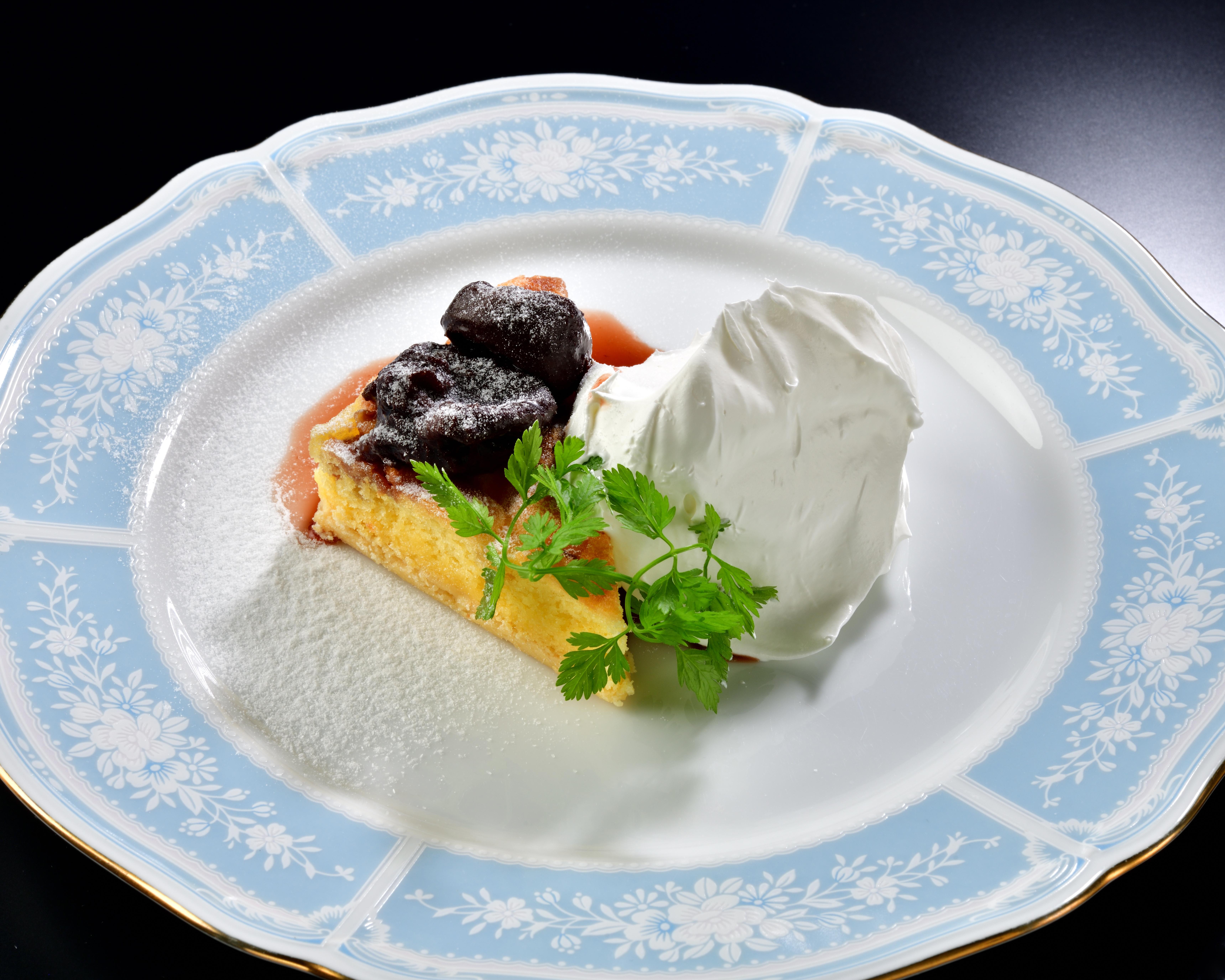 アンネローゼのケルシーケーキ