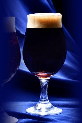 帝都の芳醇な黒ビール